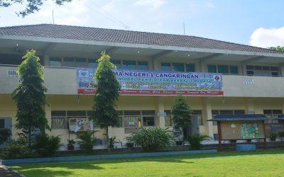 Agenda Lustrum Ke-5 SMA Negeri 1 Cangkringan