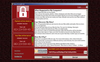 Waspada Terhadap Ransomware Wannacry